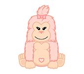 Glamorous Gorilla