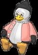 Ms. Birdy Plush Toy