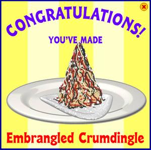 Embrangled Crumdingle