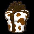 Chocolate Milk Cow Gift Box