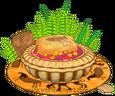 Prehistoric pie