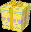 YellowSpringtimeChickGiftbox