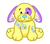 Jelly Bean Puppy