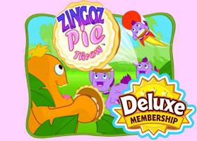 Zingoz Pie Throw