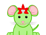 Mistletoe Mouse