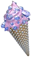 DiamondDippedSugarCone