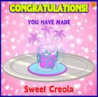 Sweet Creola