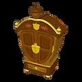 Amazing Acorn Armoire