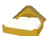 Doghouse Bed