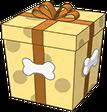 Giftbox Tawny Pup