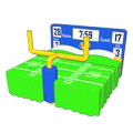 Football Bed