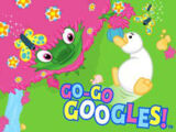 Go-Go Googles!