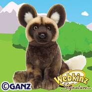 Signature African Wild Dog Plush Pet