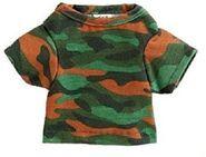 Plush Clothing Army Shirt