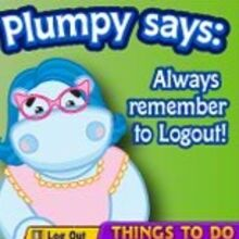 Plumpy Says to Logout.jpg