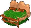 Rock Ledge Bed
