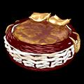 Snake Charmer Basket Bed
