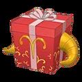Aries ram gift box
