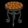 Beautiful Brown Mosaic Table