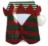 Plush Clothing Elf Set