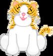Alley cat happy mood