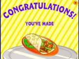 Bean Burrito