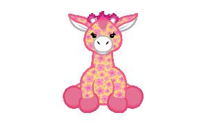 Blossom Giraffe