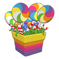 Colorful Candy Bouquet
