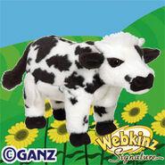 Signature Normande Cow Plush Pet