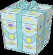BlueSpringtimeChickGiftbox
