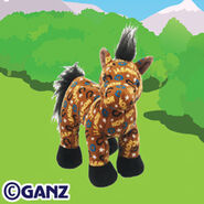 Howdy Horse Plush Pet