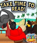 Take Time to Read Ad