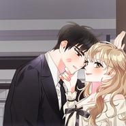 Sixth Sense Kiss