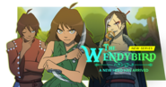 The Wendybird Banner