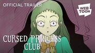 Official Trailer Cursed Princess Club