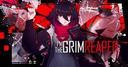 I'm the Grim Reaper Banner 2
