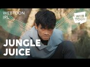 SURVIVAL 101 IN A BUG-EAT-BUG WORLD - Jungle Juice (Live Action ft
