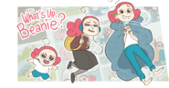What's Up Beanie Banner