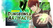 Dungeons & Artifacts Banner