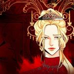 Die neuvermählte Kaiserin
