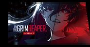 I'm the Grim Reaper Banner