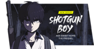 Shotgun Boy Banner