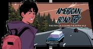 American Road Trip Banner