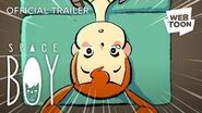 Official Trailer Space Boy
