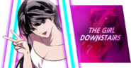 The Girl Downstairs Banner 2