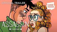 Official Trailer Assassin Roommate