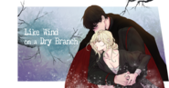 Like Wind on a Dry Branch Banner 2