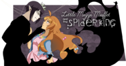 Little Mizzi Muffet and the Spider King Banner