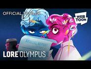 Lore Olympus (Official Trailer -4) - WEBTOON