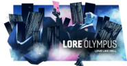 Lore Olympus Banner 3